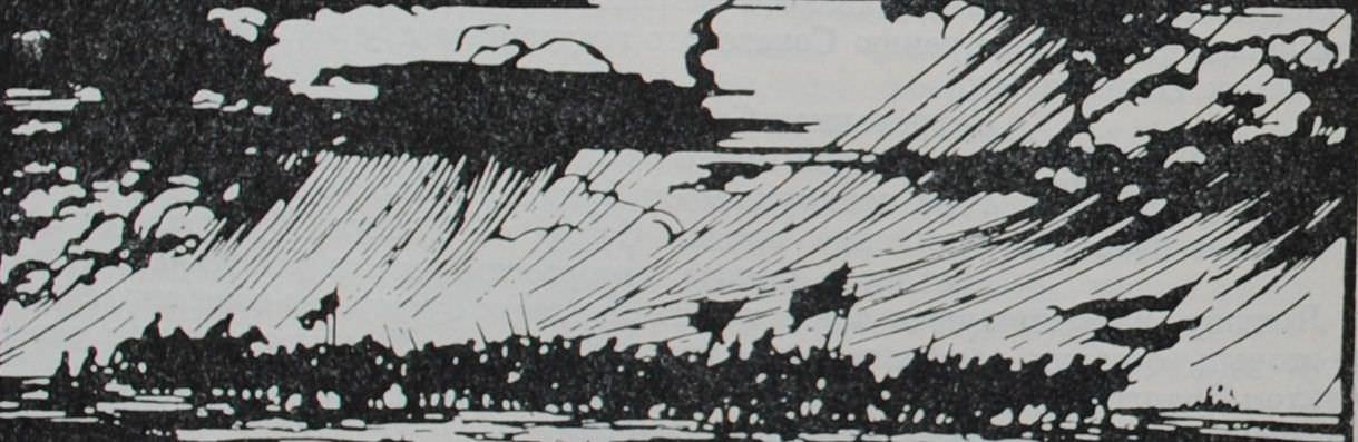 Войска республики. Гравюра В.Д. Фалилеева. 1920 года.
