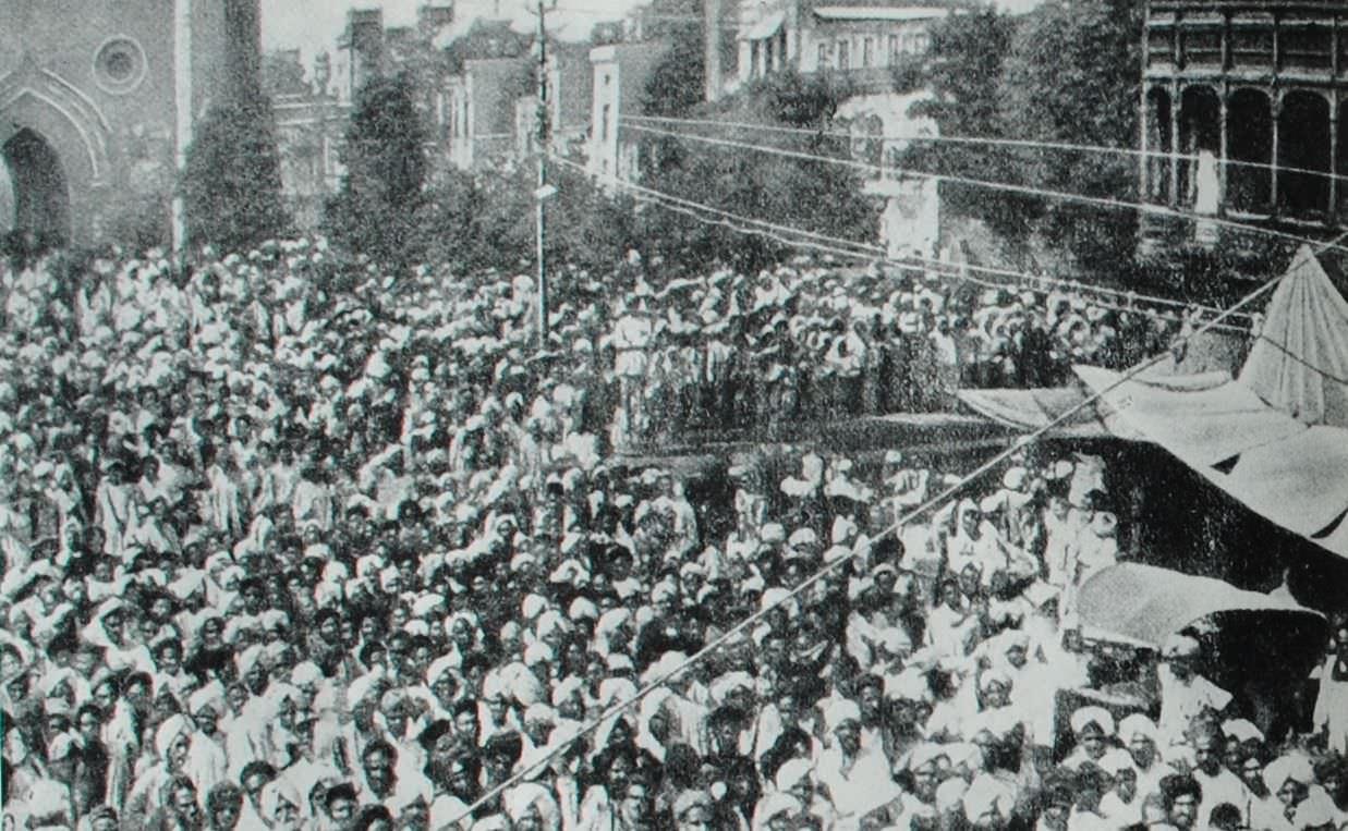 Подъем антиимпериалистического движения | История.ру