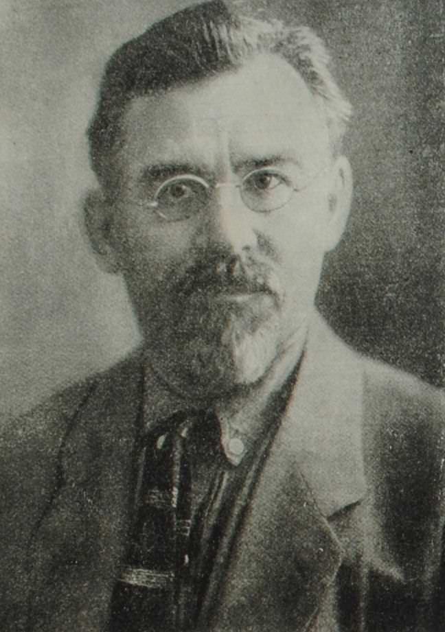 Г.И. Петровский. Фотография. 1921 год.