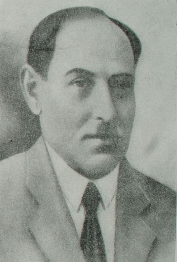 Н.Н. Нариманов. Фотография. 1920 год.